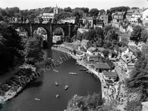 River Nidd, Knaresborough